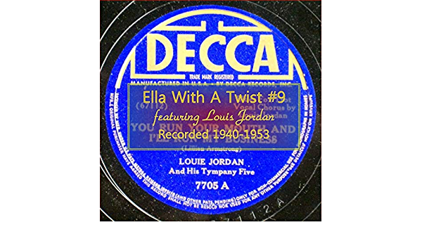 Ella Fitzgerald Leroy Kirkland Sy Oliver Jerry Gray Louis Jordan And His Tympany Five Dorothy Donegan Mills Brothers Bing Crosby Ella With A Twist 9 Recorded 1940 1953 Cd253i Amazon Com Music Send us a dm for business or support request. ella fitzgerald leroy kirkland sy