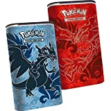 Pokemon Cards - XY Elite Trainer Deck Shield Tins - XERNEAS & YVELTAL and MEGA CHARIZARDS by Pokemon X&Y Collectible Trading Card Game