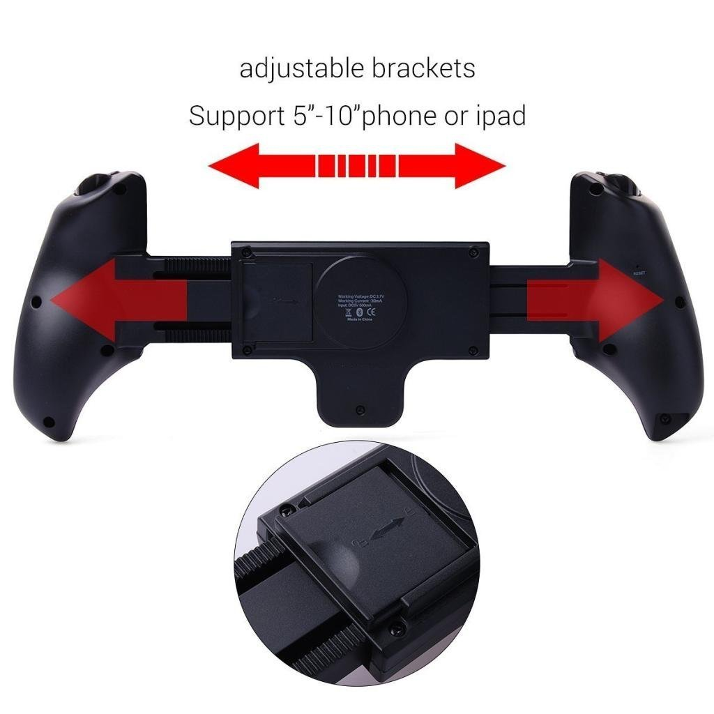 Wireless Android Controller Megadream Gaming Gamepad Mobile Joystick For Samsung Galaxy Note 9 8 S9 S8 S7 S6 S5 Htc One Sony Xperia Lg