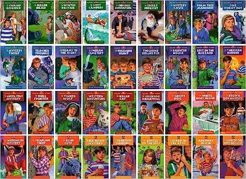 The Sugar Creek Gang Series by Paul Hutchens