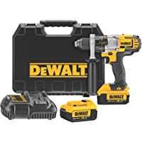 Dewalt 20V MAX Drill/Driver 3-Speed Premium 4.0Ah 2 Battery Kit