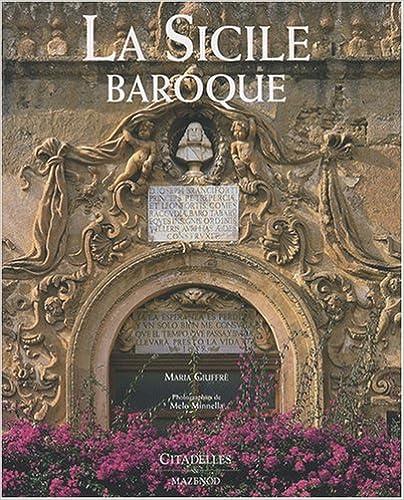 En ligne téléchargement gratuit La Sicile baroque pdf, epub
