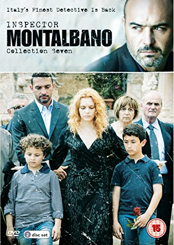 Inspector Montalbano: Collection 7