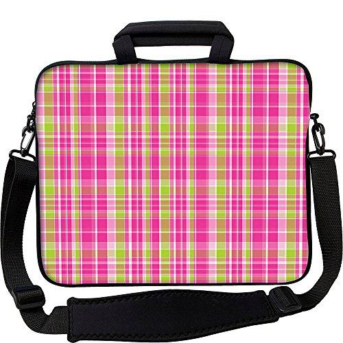 """Designer Sleeves 13.3"""" Neoprene Laptop Bag Case with Hand..."""