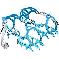BRS Professional Outdoor Climbing Cinturones de Aluminio Ajustable no Deslizante