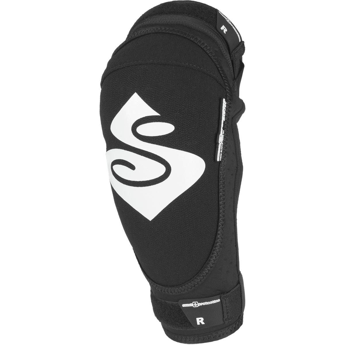 Sweet保護Bearsuit Elbow Pads Medium ブラック(True Black) B06Y4F166X