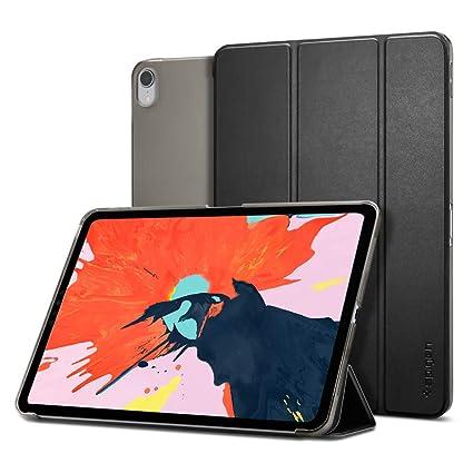 wholesale dealer 34622 a9acd Spigen Smart Fold Designed for iPad Pro 12.9 Case (2018) - Black