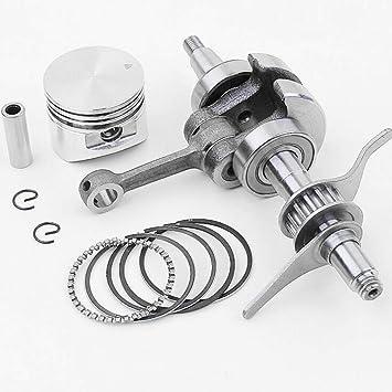 Kit de anillo de pistón de ajuste para Honda GX25 UMK425 FG110 ...