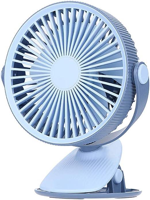 Star-bw Ventilador Portatil Fan Mano USB Recargable Mesa Oficina ...