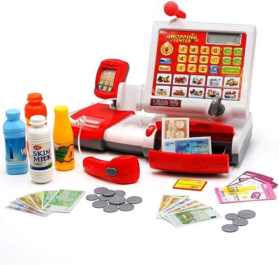Tachan - Caja registradora electrónica (CPA Toy Group 74045550): Amazon.es: Juguetes y juegos