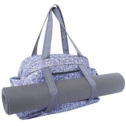Pawaca Bolsa para esterilla de yoga, bolsa de yoga con ...