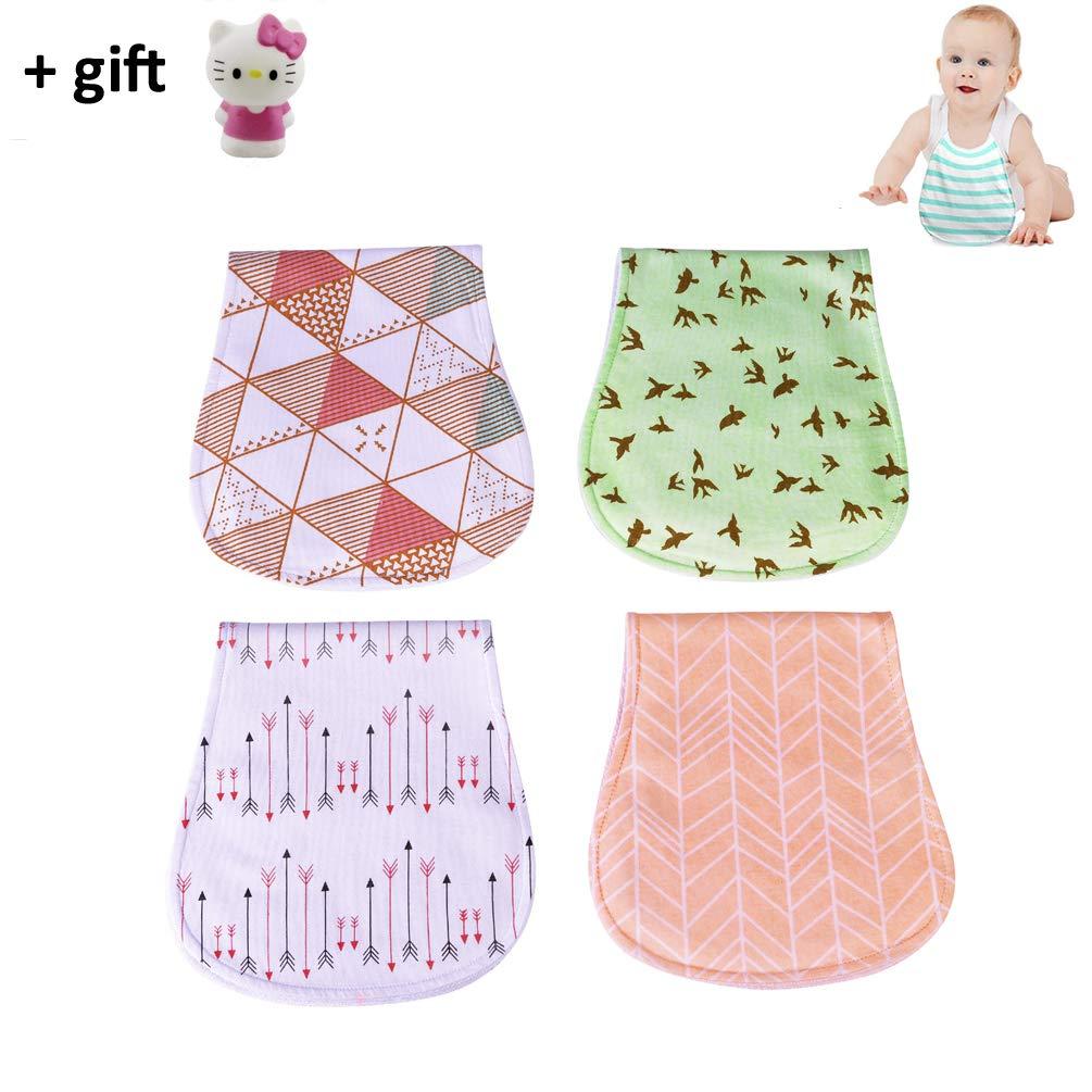 Amazon.com: Paños para bebé 4 unidades: Baby