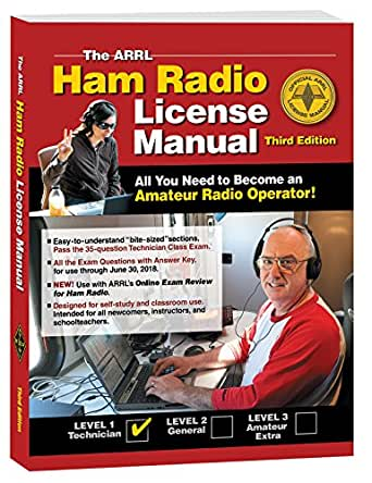 the arrl ham radio license manual arrl inc ebook amazon com rh amazon com arrl ham radio license manual 4th edition pdf arrl ham radio license manual 4th edition pdf