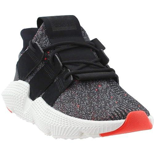 adidas Women s Originals PROPHERE Shoes Black Solar Red  Amazon.co ... 546be732c