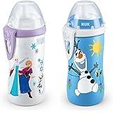 NUK Kiddy Cup Disney Frozen, Colori Assortiti