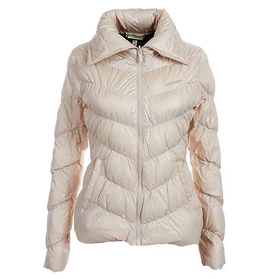 Códigos promocionales vende 50% rebajado adidas Women's Warmlite Padded Jacket Neo Winter Ladies Coat F43496