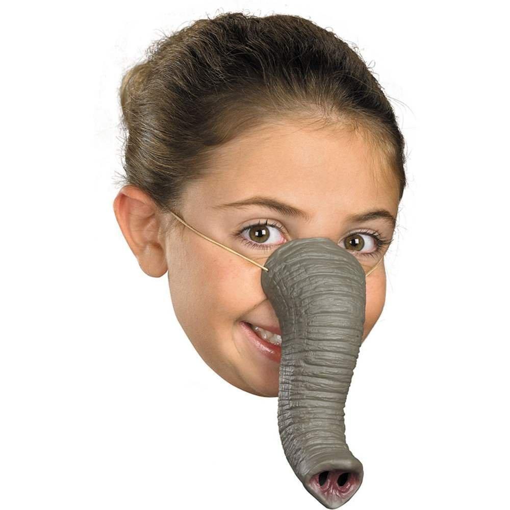 Nose Elephant With Elastic Child DIS14715-DISG-I