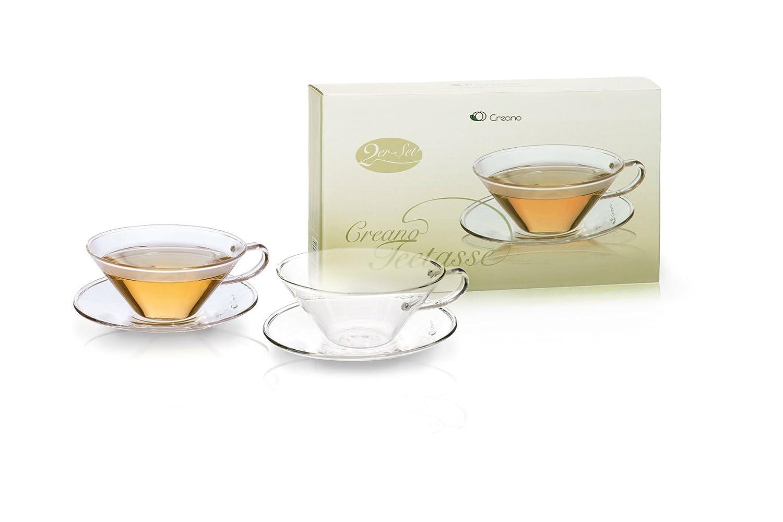 Creano Tea Cups Set of 2 Creano - Erblüh Tee