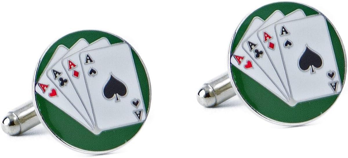 Four Aces Cufflinks