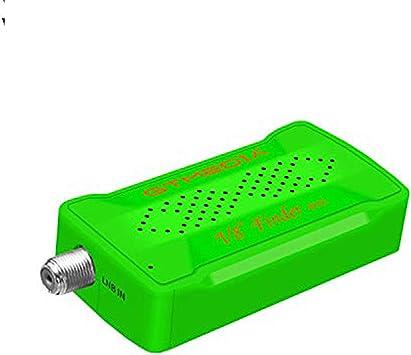 GTMEDIA Medidor de señal satelital V8 Finder Batería para Ajustar la Antena parabólica, el teléfono Bluetooth Control Señal HD Admite Android y iOS ...