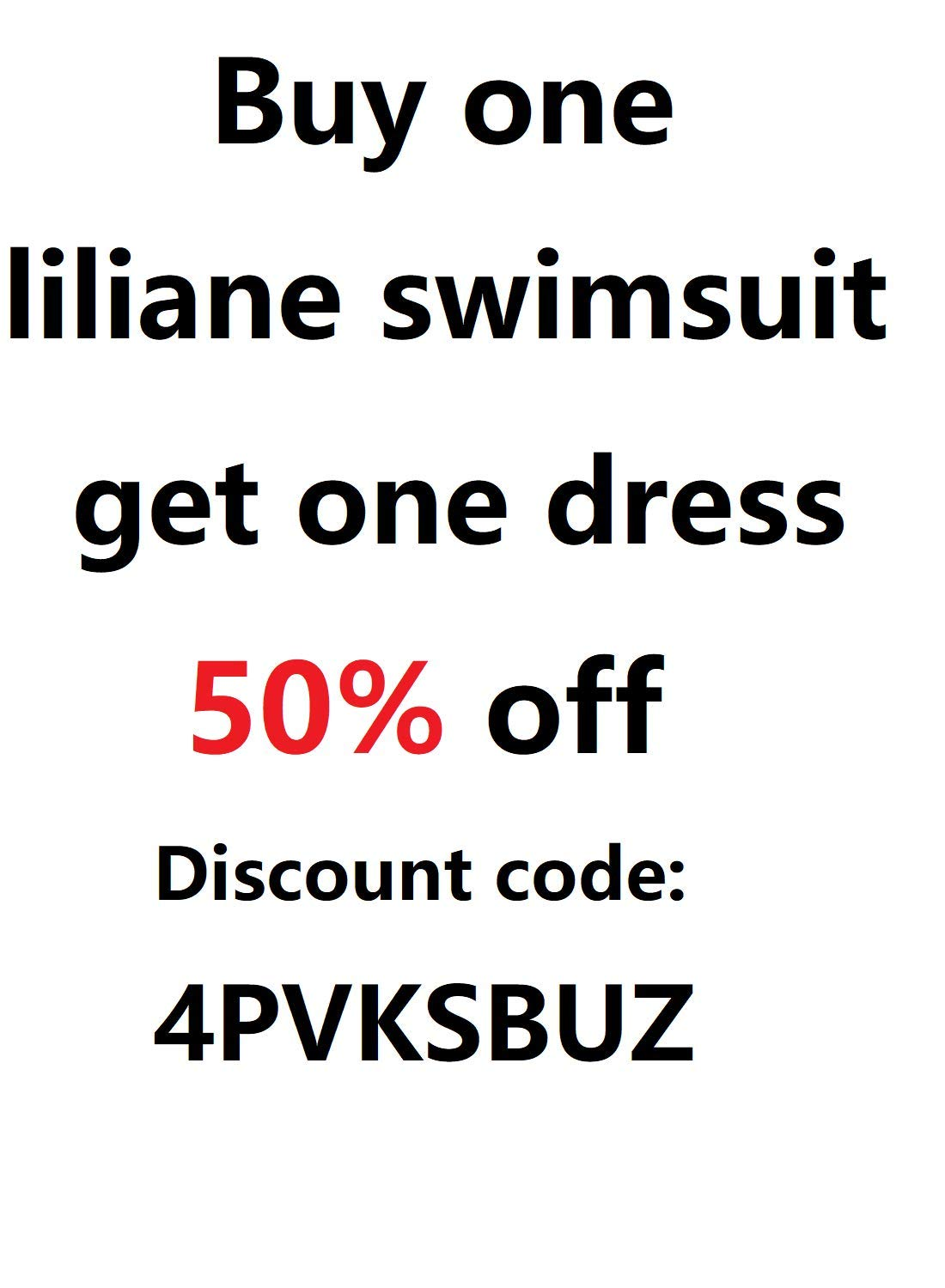 Liliane Swimsuits for Girls 4-13Years