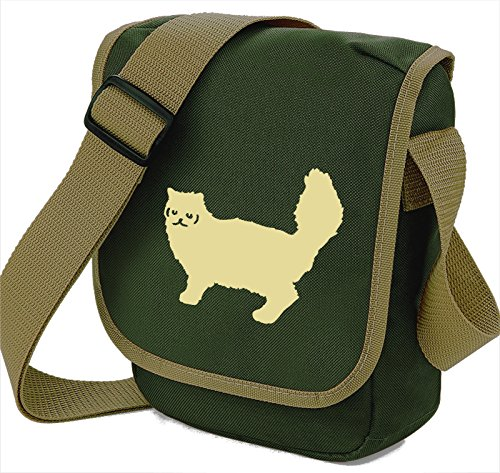 Pixie pour Cream Bag Sac S Cat femme à Bag Olive à porter l'épaule qffESdwx