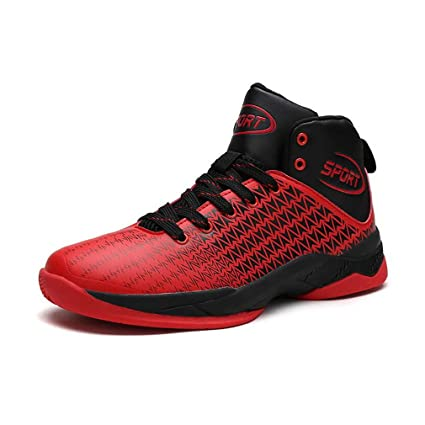 e419f8765d4b4 Amazon.com: Hy Men's High-top Basketball Shoes 2018 Spring/Fall New ...