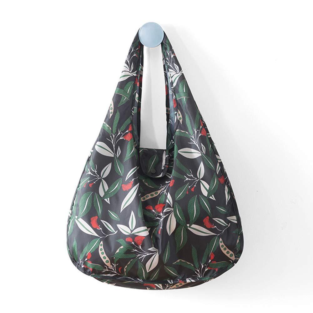 Flyes riutilizzabile eco-friendly shopping pieghevole, sacchetti della spesa shopping organizer, 01, 45x58x14.5cm