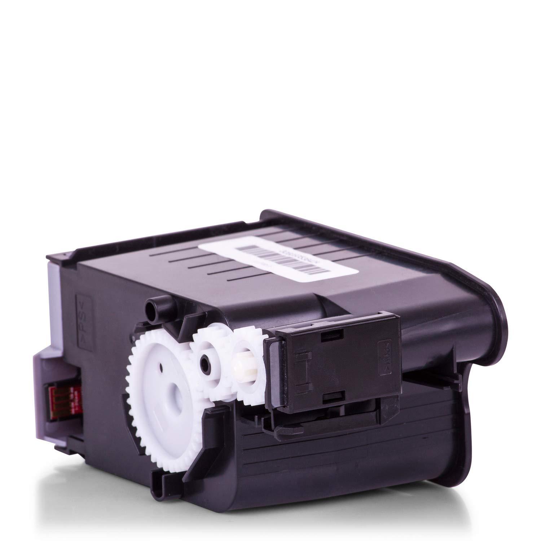 Inka Ghundoo Cartucho Compatible con Sharp con MX de c 300 W Compatible con Sharp Sharp mxc30gtb – Premium de impresoras Cartucho Alternativ – Negro – 6000 Páginas 41b833