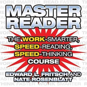 Amazon com: Master Reader (Audible Audio Edition): Edward L