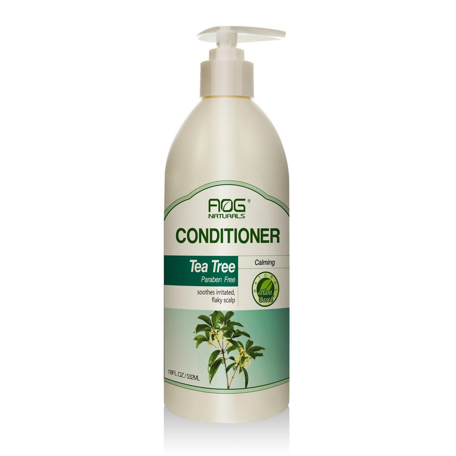 Nature's Gate Conditioner with Tea Tree for Irritated/Flaky Scalp, 18 oz
