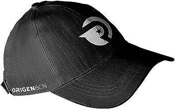 Origen BCN Oficial Gorra de béisbol, Negro (Negro Negro), One Size ...