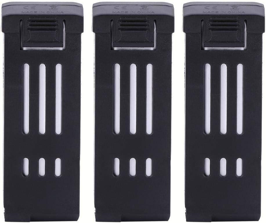 Batterie au Lithium 1 pcs Batterie au Lithium 850mAh 3.7V RC Compatible avec Drone E58 S168 JY019 L800