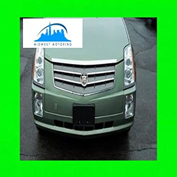 amazon 2005 2007 cadillac sts chrome trim for grill grille 2006 02 Cadillac STS 2005 2007 cadillac sts chrome trim for grill grille 2006 05 06 07