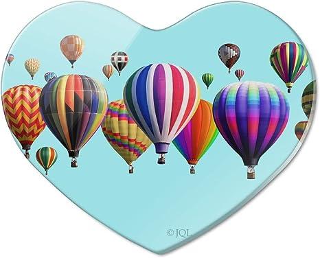 Fridge Magnet Hot Air Balloon Hot air balloon refrigerator magnet Refrigerator Magnets Souvenir with a balloon