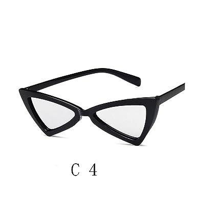 068296ec0e5 Fashion Sexy Ladies Cat Eye Sunglasses Wo Designer Clear Glasses Sun Glasses  UV400