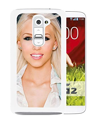 Amazoncom Beautiful Girl Cover Case For Lg G2 With Brea Bennett