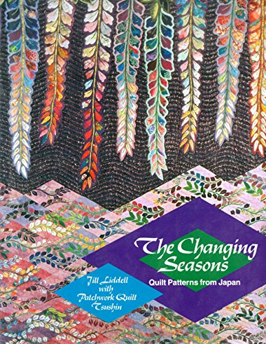 The Changing Seasons: Quilt Patterns From Japan