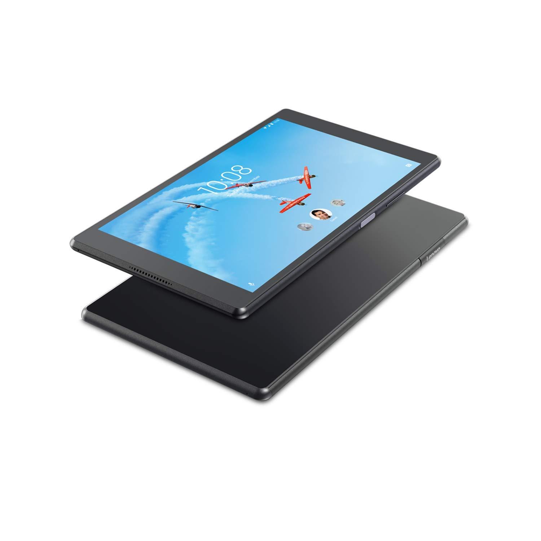 Lenovo Tab 4, 8in Android Tablet, Quad-Core Processor, 1.4GHz, 16GB Storage, Slate Black, ZA2B0009US (Renewed) by Lenovo