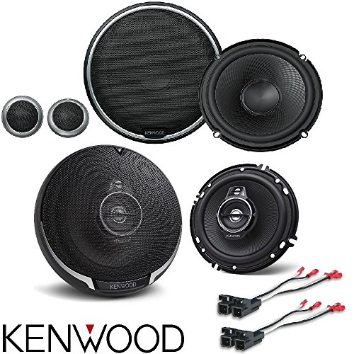 "Kenwood KFC-P710PS Performance Series 6-1/2"" Component Speak"