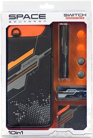 Indeca - Kit Switch Space Squadron 2018 (Nintendo Switch): Amazon ...