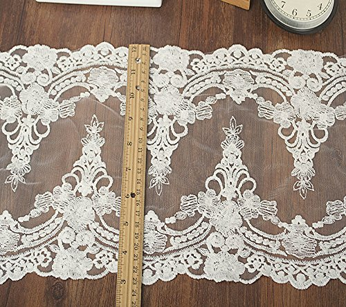 Lace Applique Trim - 5