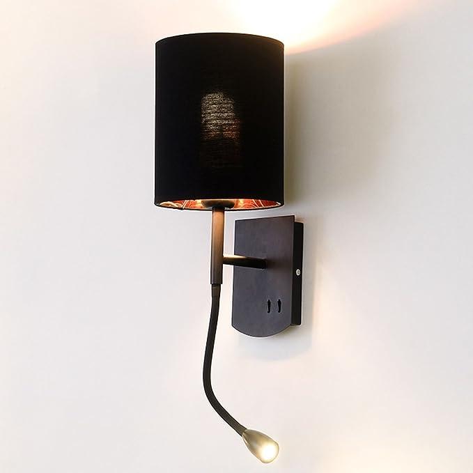 Lesung Wandleuchte Schlafzimmer Nachttischlampe Moderne