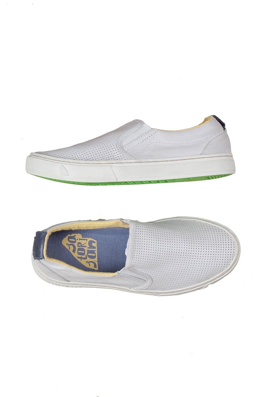 b00ea733de16 Satorisan , Damen Sneaker weiß Bianco  Amazon.de  Schuhe   Handtaschen