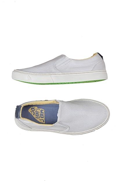 Satorisan - Zapatillas para mujer blanco Bianco: Amazon.es: Zapatos y complementos