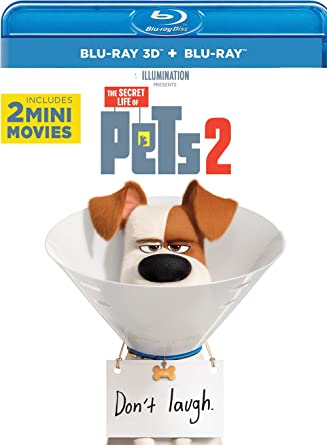Tajný život mazlíčků 2 / The Secret Life of Pets 2 (2019)