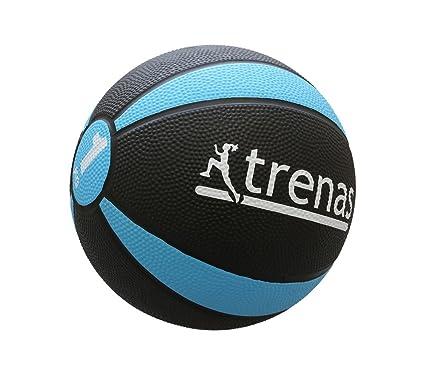 trenas Balón Medicinal de Goma Pro - 1 kg: Amazon.es: Deportes y ...
