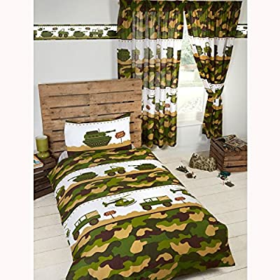 Army Camp Camouflage Wallpaper Border - A12804 - Price Right Home Exclusive Design