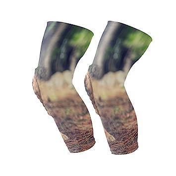 Amazon com: English Bulldog Knee Brace Compression,Elastic Sleeve