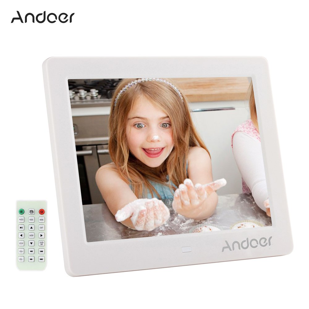 Andoer 8 Zoll HD Widescreen Hohe Auflösung: Amazon.de: Kamera